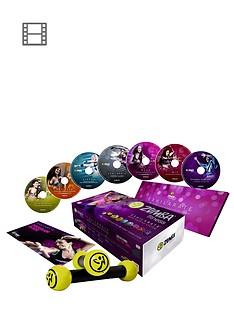 high-street-tv-zumba-2-exhilarate-7-dvd-set