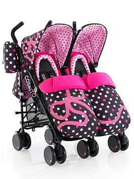 cosatto-supa-dupa-twin-stroller-bow-how