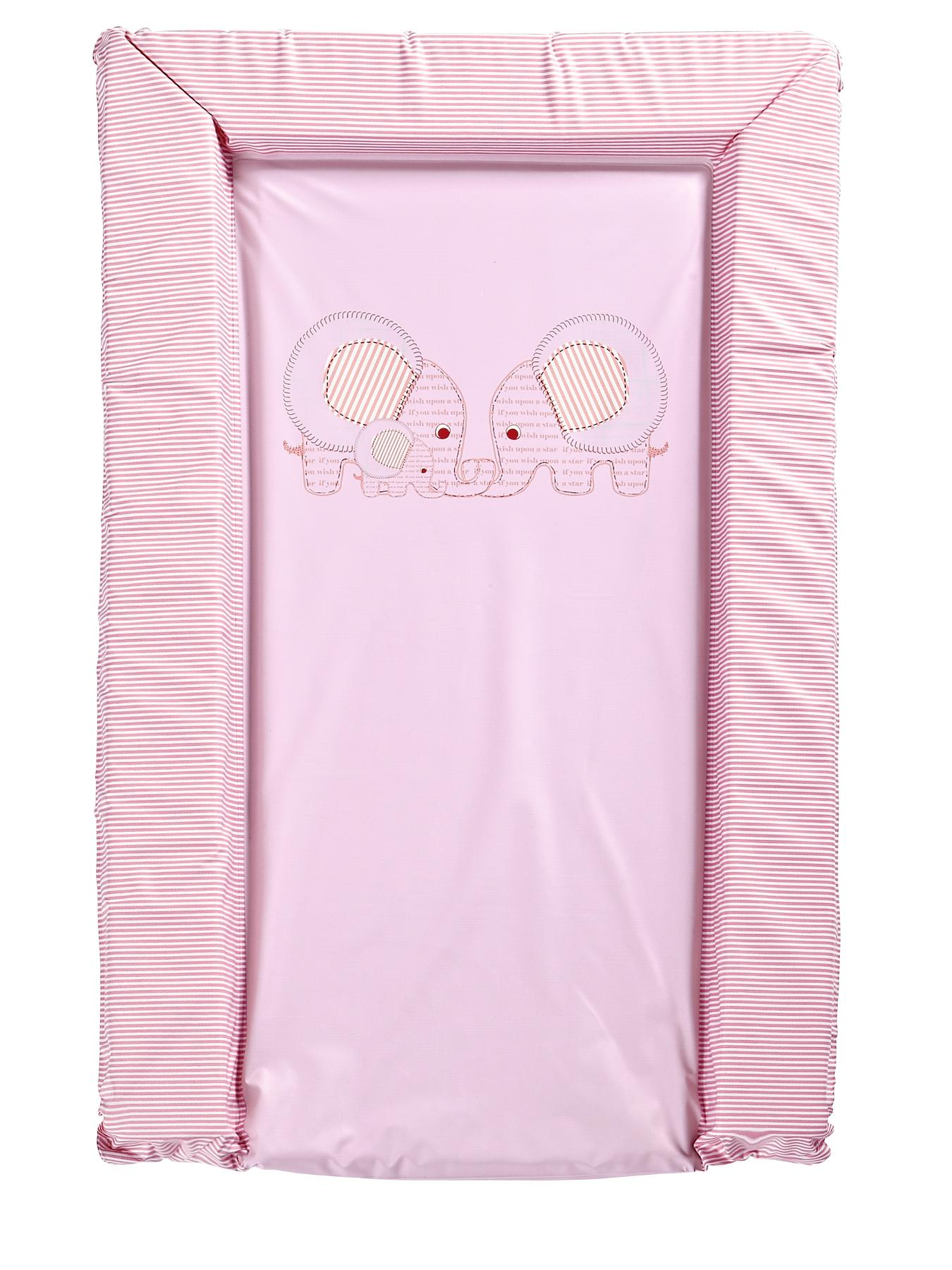 Changing Mat - Pink at Littlewoods