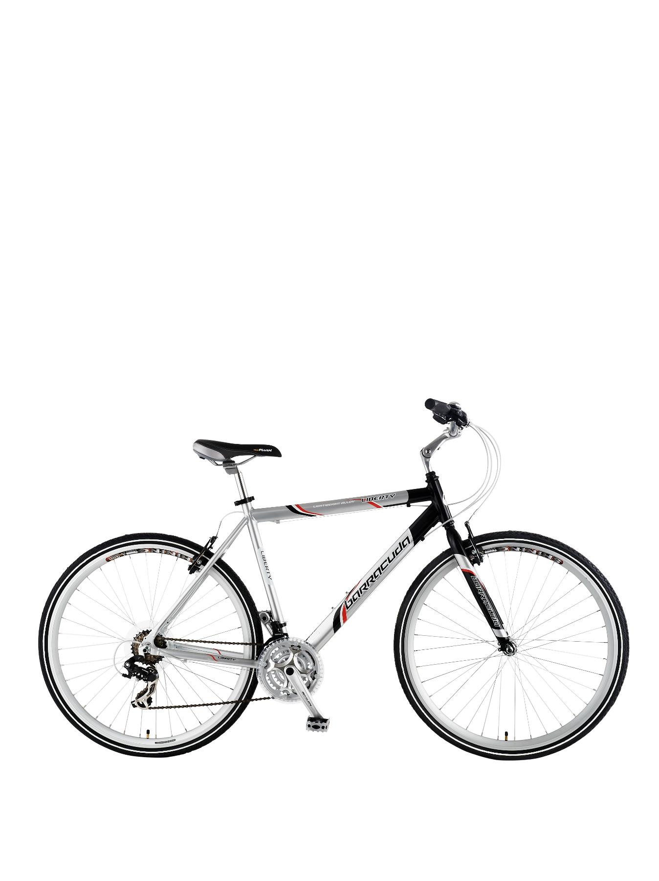 Liberty 21 inch Mens Bike