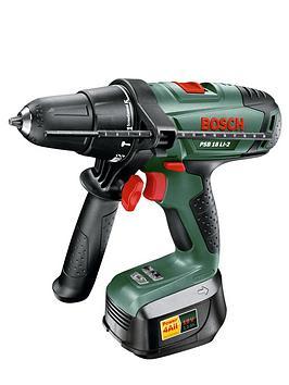 bosch-psb18-li-2-18-volt-cordless-2-speed-combi-drill
