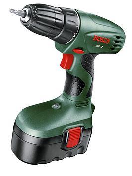 Bosch PSR14 14.4volt Cordless NiCad Drill Driver (1x 14.4V Battery)