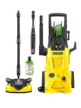 karcher-k4-prem-eco-home-pressure-washer-and-t250-patio-cleaner