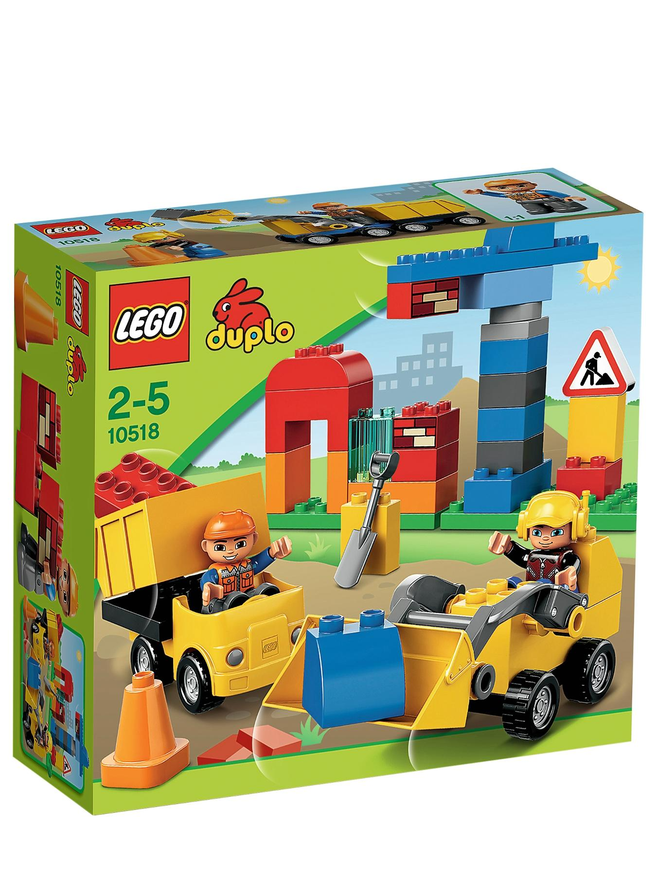 Duplo My First Construction Site
