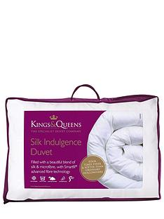 kings-queens-45-tog-silk-indulgence-duvet