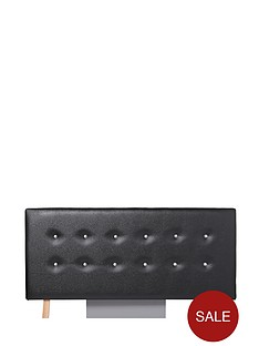 glamour-faux-leather-headboard