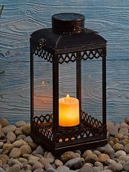 smart-solar-tangier-lantern-antique-bronze