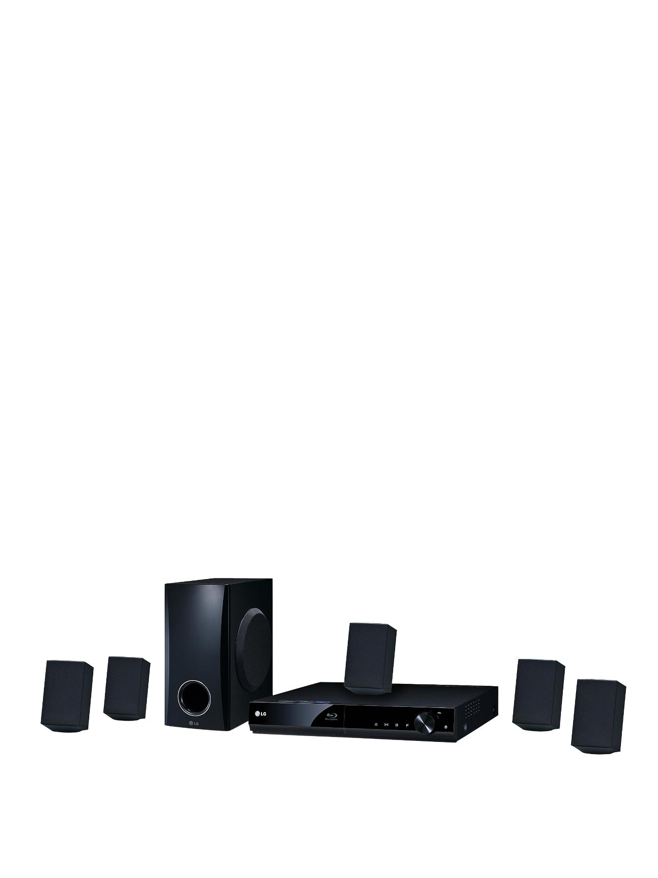BH4030S Blu-ray Home Theatre System