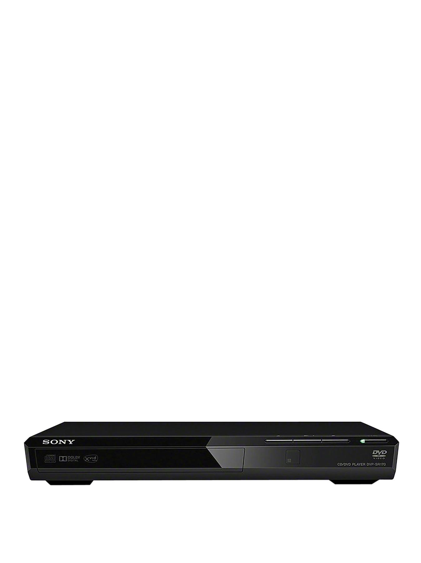 DVP-SR170 DVD Player