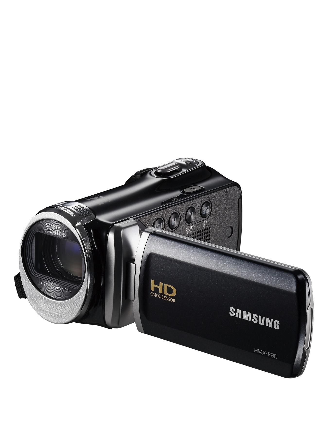 F90 HD Camcorder - Black