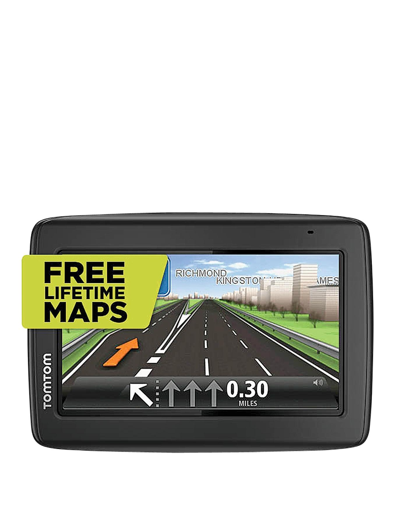 Start 25 WE 5 inch Satellite Navigation Unit with Lifetime Maps