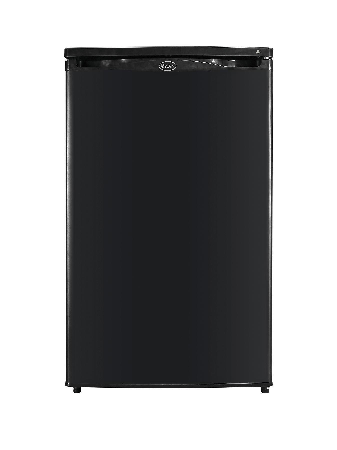 50cm Under Counter Fridge - Black
