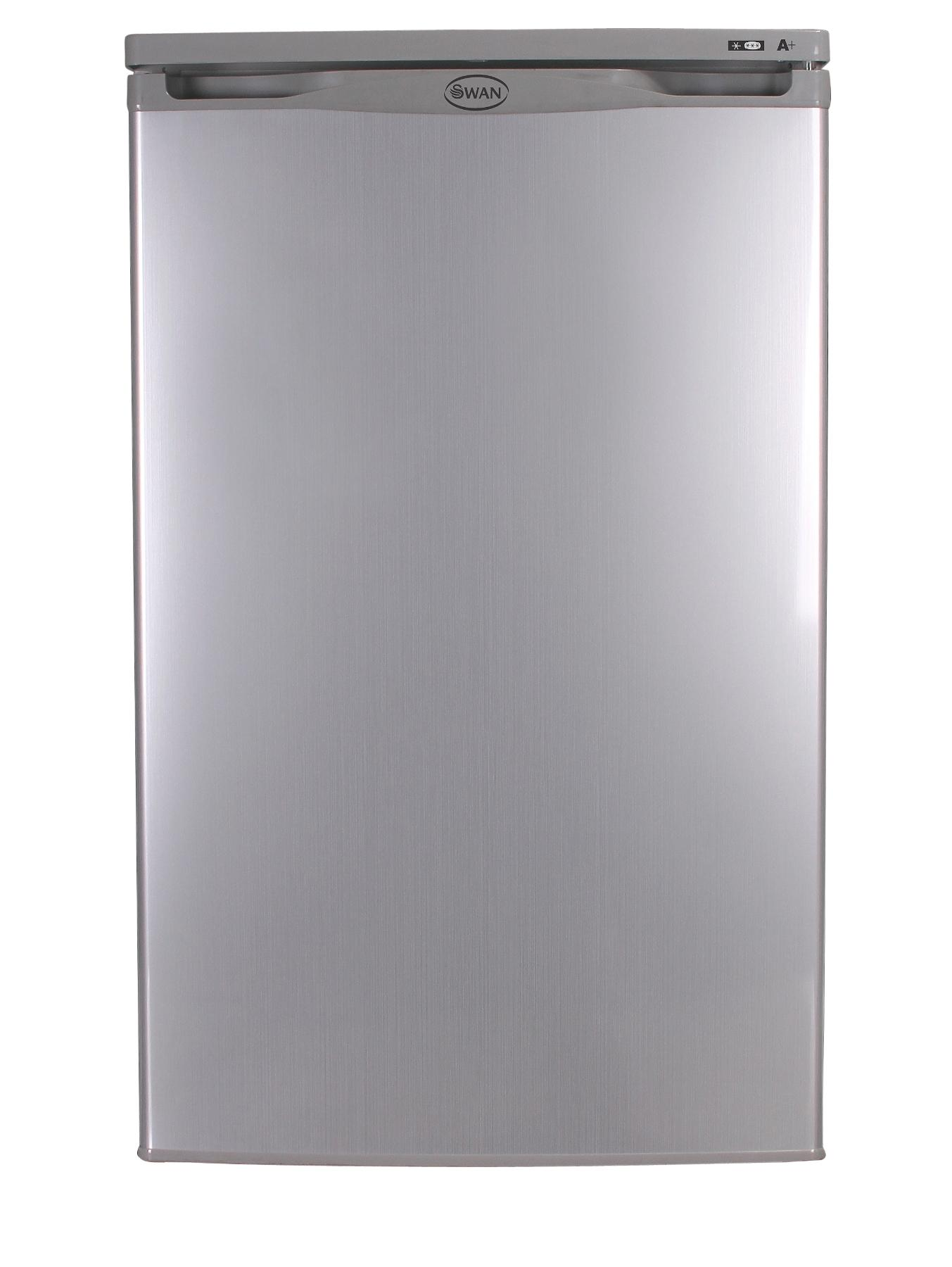 50cm Under Counter Freezer - Silver