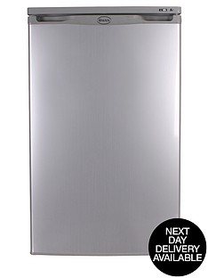 swan-sr10020s-50cm-under-counter-freezer-silver-next-day-delivery