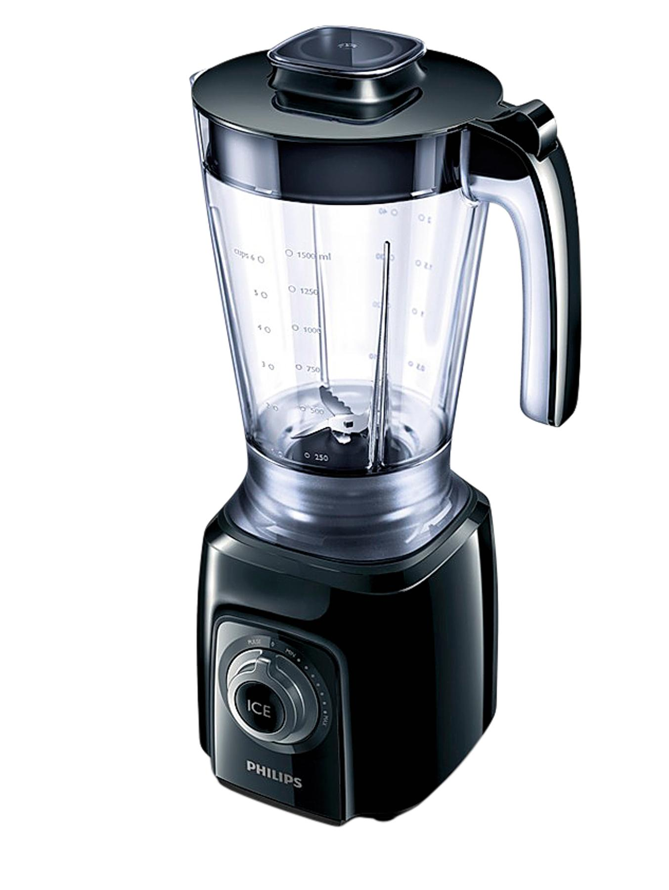 HR2160/50 Viva Collection Jug Blender - Black