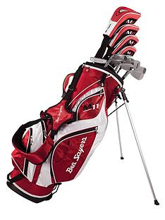 ben-sayers-m11-golf-clubs-and-stand-bag