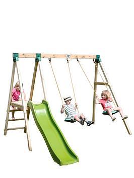 tp-forest-multiplay-garden-swing-and-slide-set