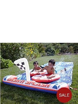 bestway-16ft-dash-n-splash-rally-pro-water-slide