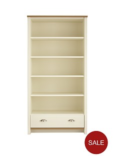 consort-tivoli-ready-assembled-large-bookcase