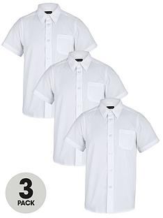top-class-boys-easy-care-short-sleeve-school-shirts-3-pack