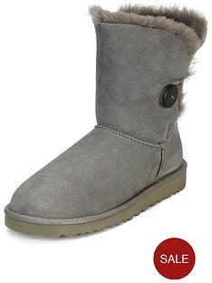 ugg-australia-bailey-button-boots-grey