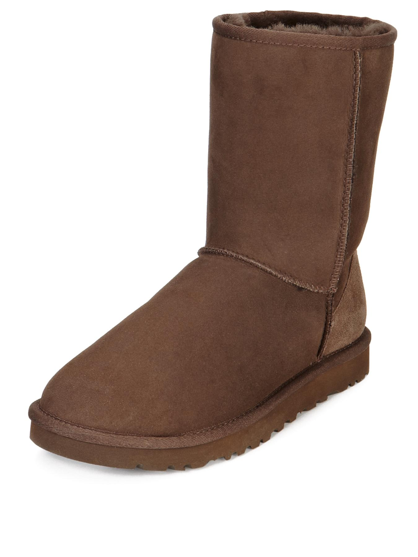 Stay warm all year round with UGG Boots and UGG Slippers. Shop Classic UGG Boots, Classic UGG Slippers, UGG Bonham Boots, UGG Dressing Gowns and much more at Inis Online now. Enjoy Free UK Delivery on orders over £