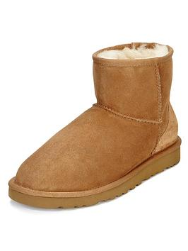 ugg-classic-mini-ankle-boots-chestnut