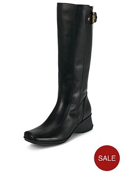 clarks-lisbon-song-leather-knee-boots