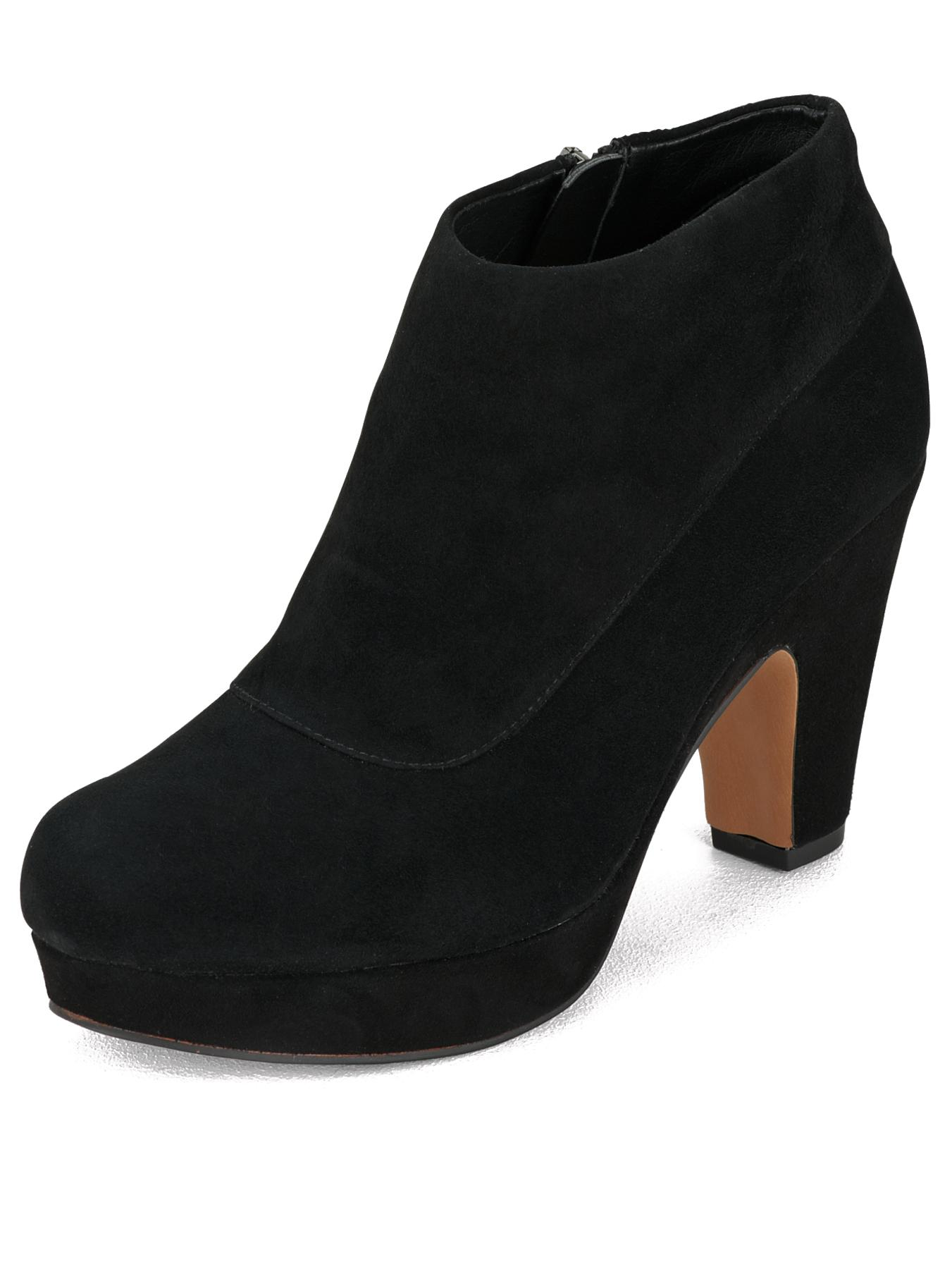 Katelina Bay Ankle Boots, Black