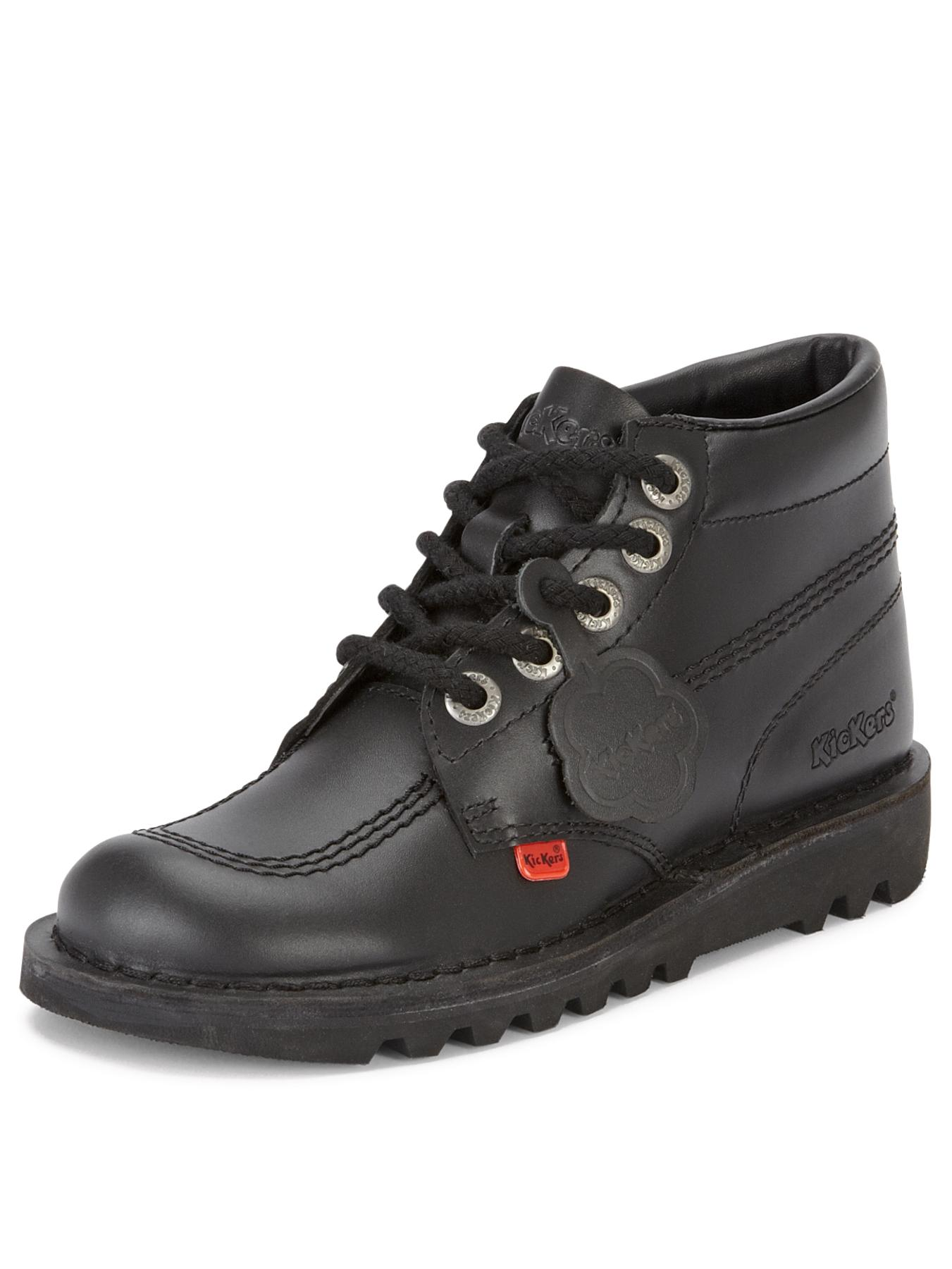 Kick Hi Core Boots, Black