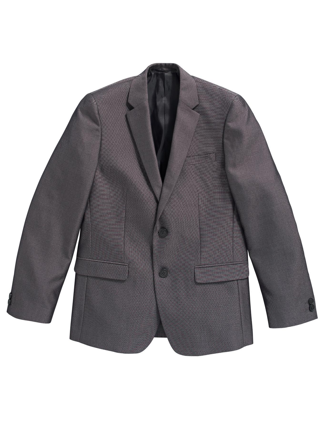 Boys Smart Blazer Suit Jacket, Navy,Black,Grey