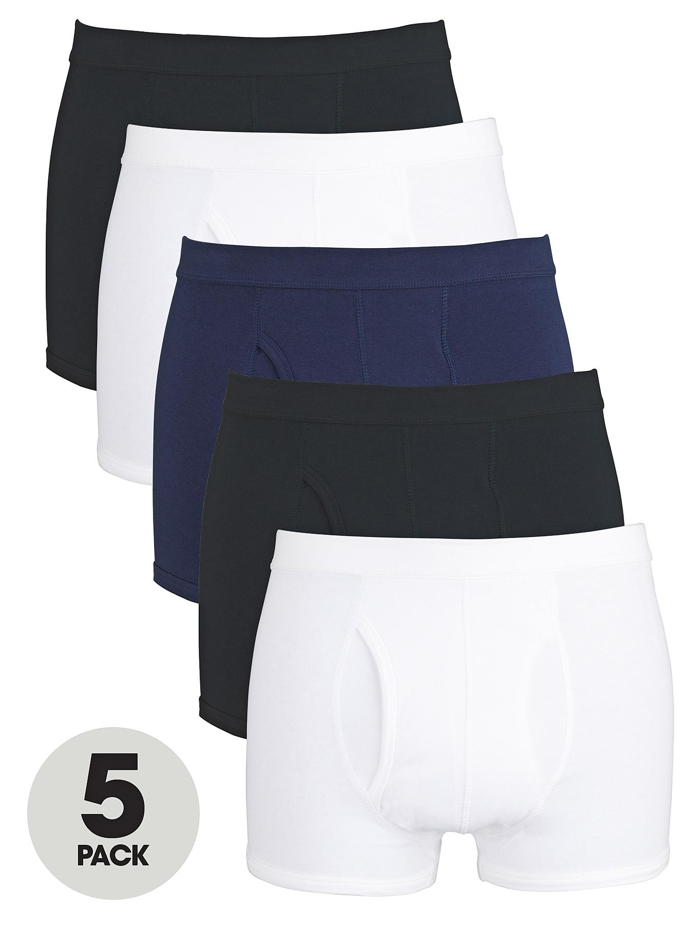 Mens Trunks (5 Pack)