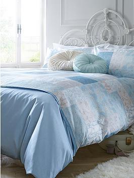 vintage-patchwork-duvet-cover-pillowcase-set
