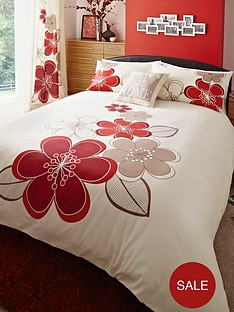 candice-duvet-cover-and-pillowcase-set-ivoryred-buy-1-get-1-free