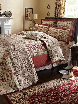 va-kalamkari-duvet-cover-and-pillowcase-set