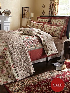 va-kalamkari-duvet-cover-pillowcase-set