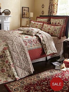 va-kalamkari-duvet-cover-pillowcase-set