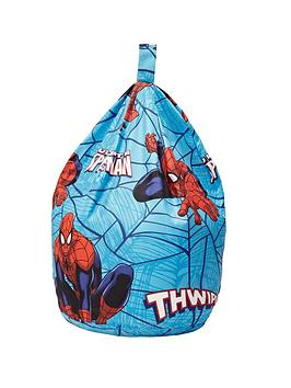 spiderman-city-beanbag