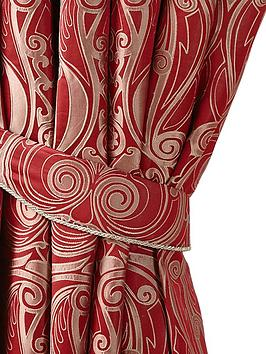 laurence-llewelyn-bowen-viennese-swirl-jacquard-curtain-tie-backs