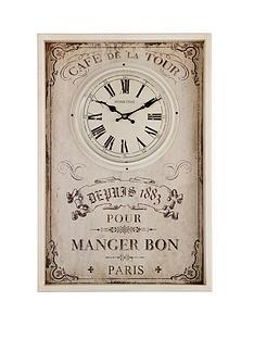 home-collection-cafe-de-la-tour-framed-wall-clock