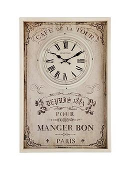 home-collection-cafe-de-la-tour-framed-wall-clock