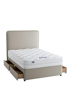 silentnight-mirapocket-luxury-1000-pocket-spring-memory-divan-bed-with-optional-storage-medium-firm