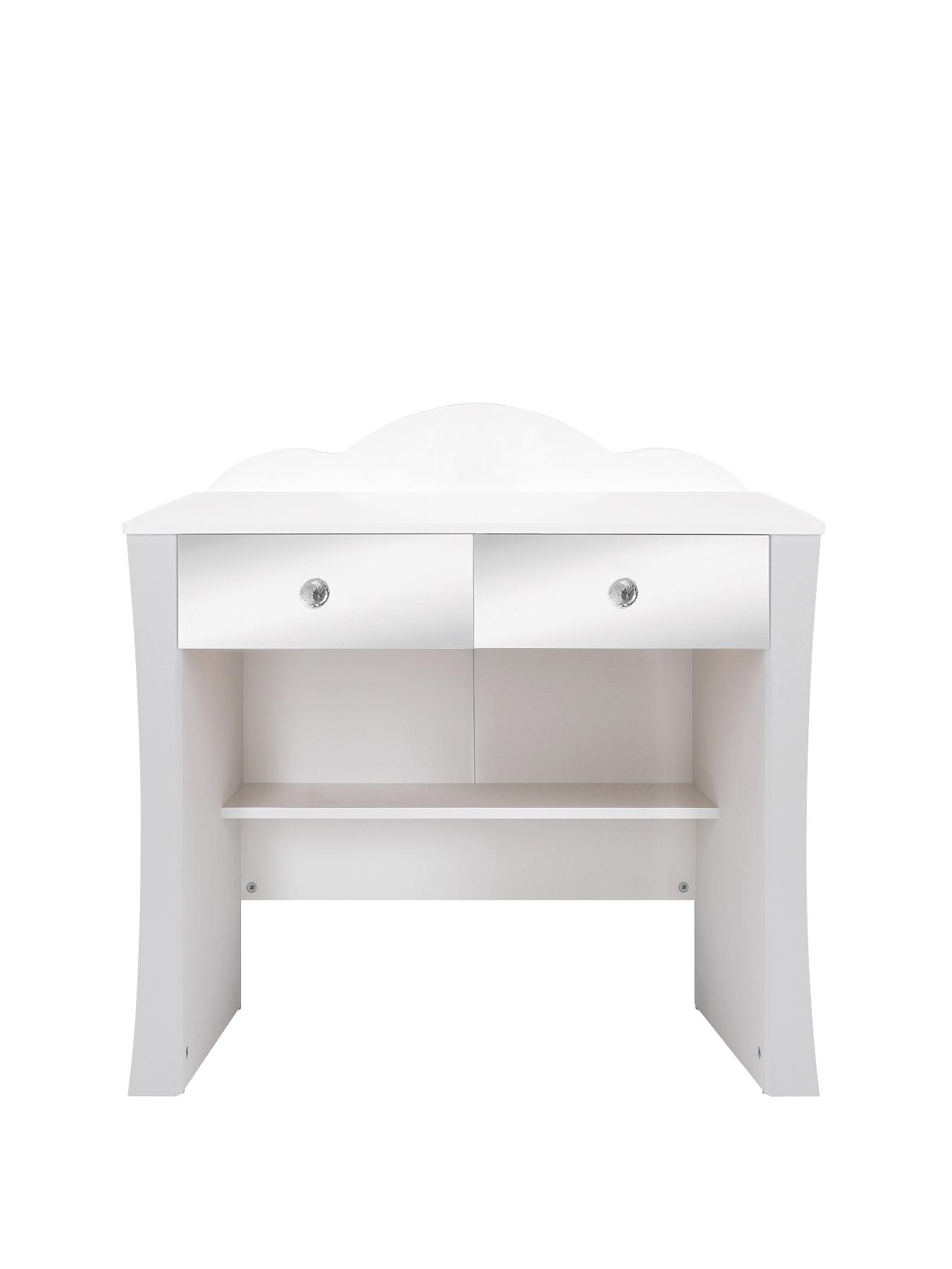 Rebecca Kids Dressing Table, White