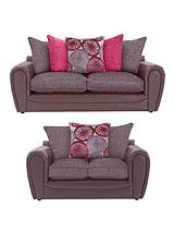 Marrakesh 3-Seater plus 2-Seater Sofa Set (buy and SAVE!)