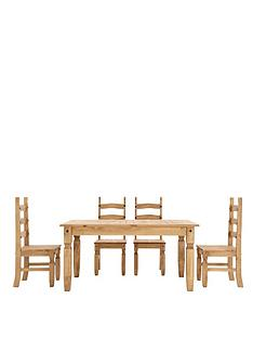 corona-5-piece-dining-set