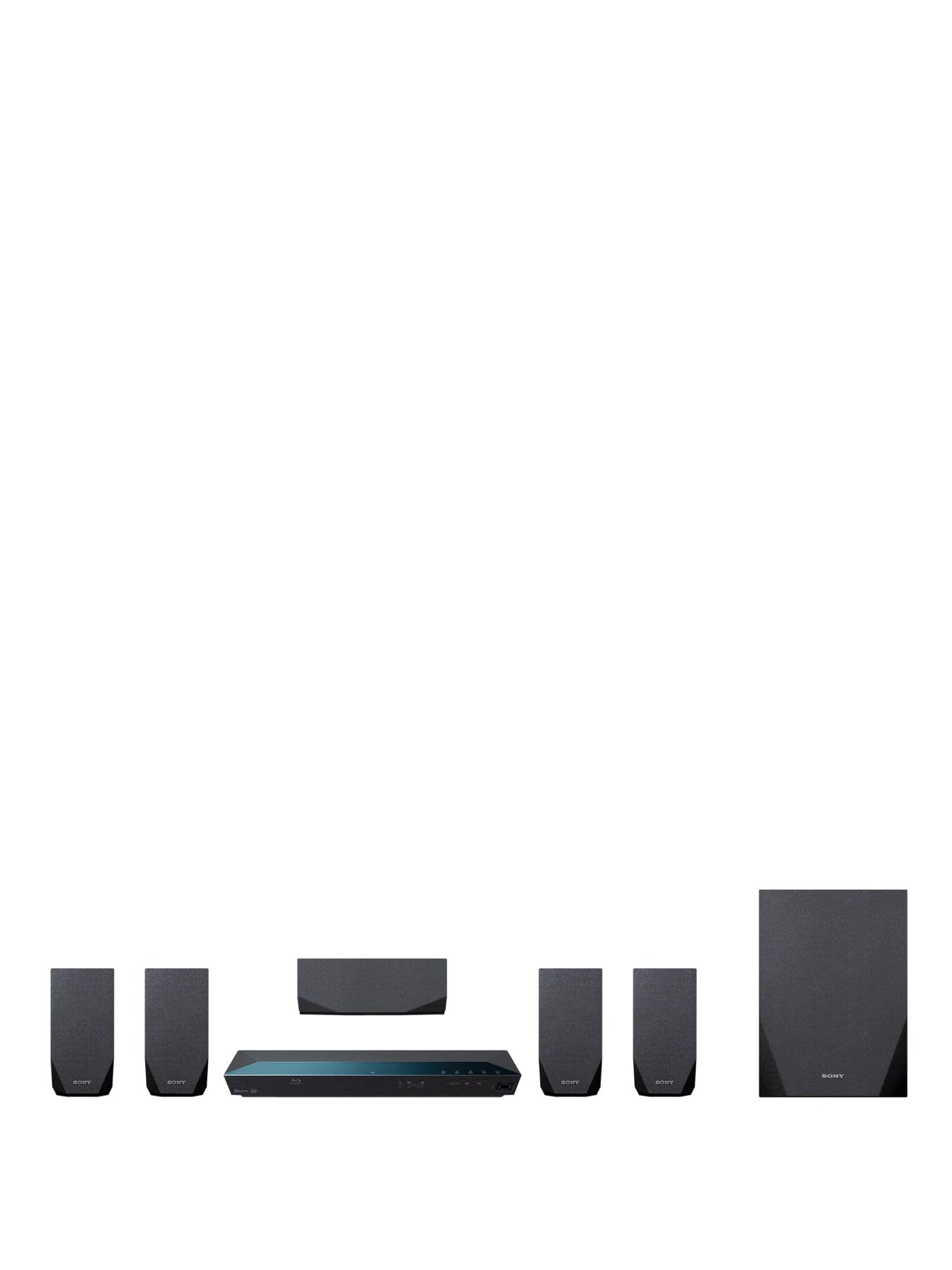 BDV-E2100 3D Blu-ray Home Cinema System