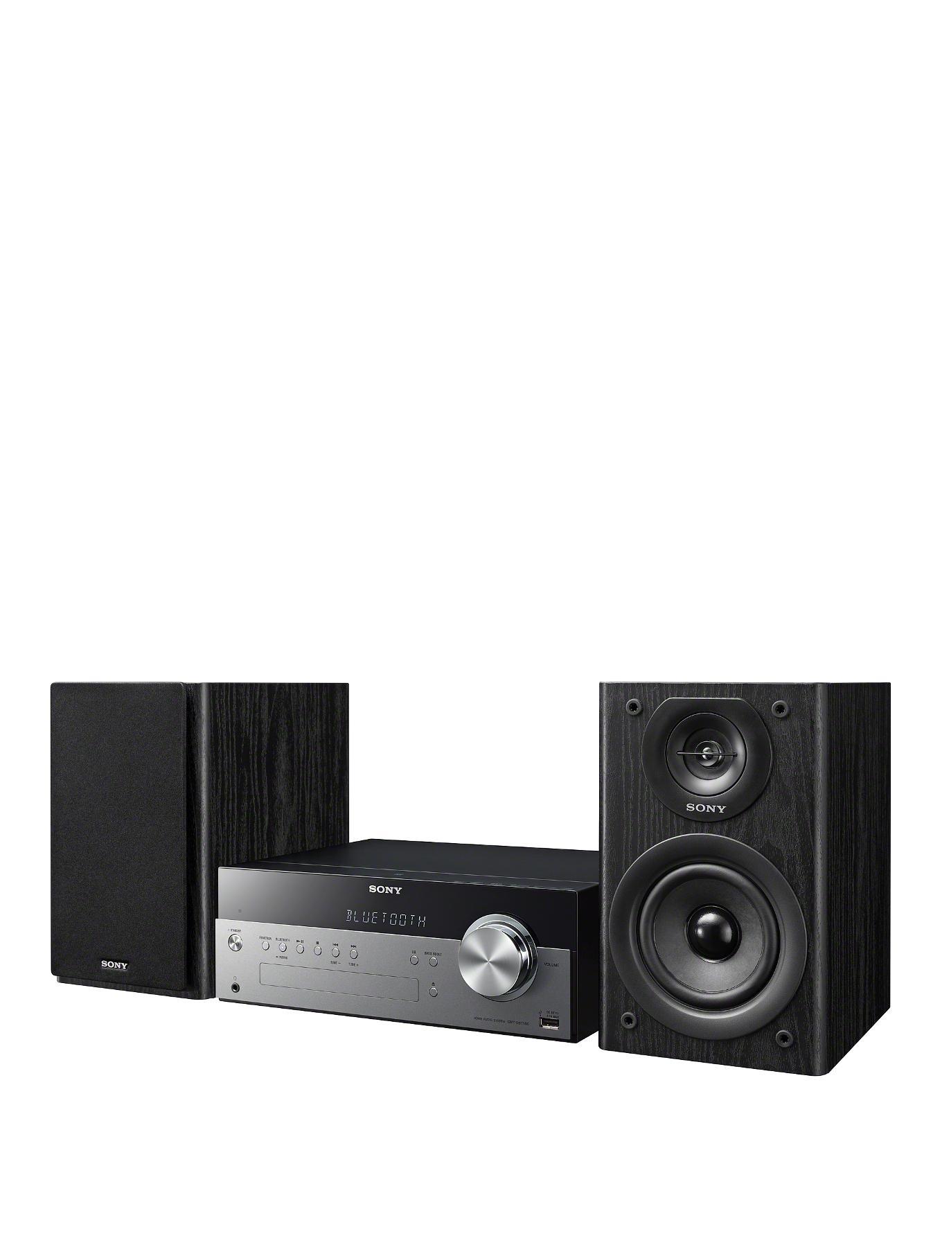CMT-SBT100B Micro Hi-fi System