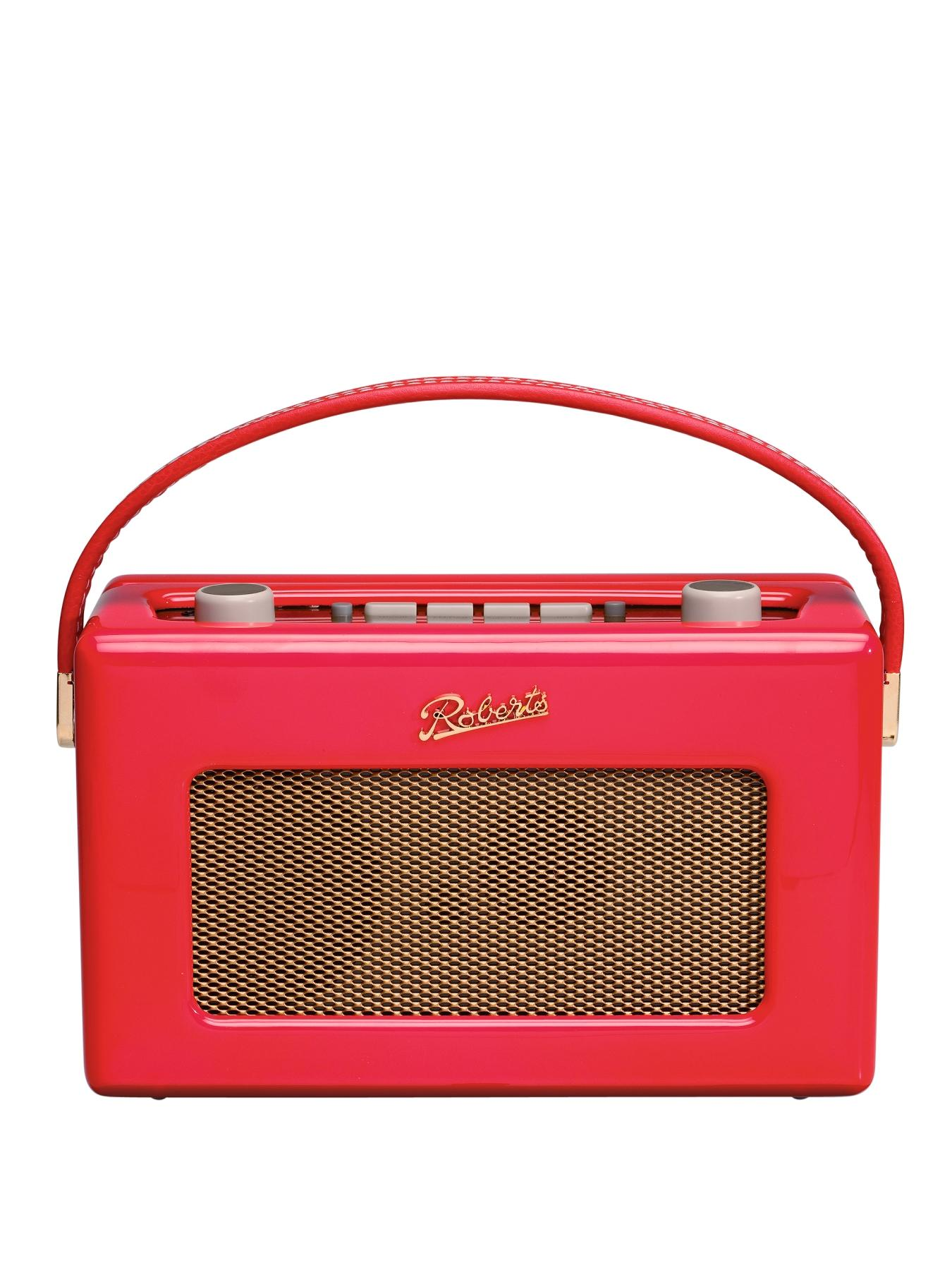 DAB Revival Gloss Radio - Red