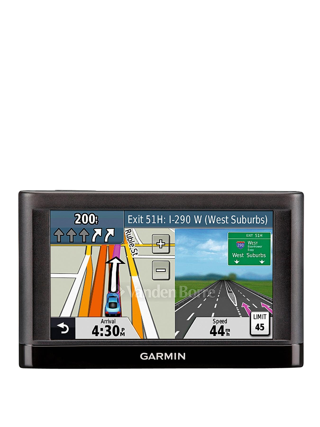 42 UK 4.3 inch Satellite Navigation Unit
