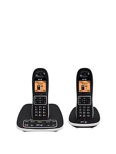 bt-7600-telephone-with-answering-machine-twin-pack